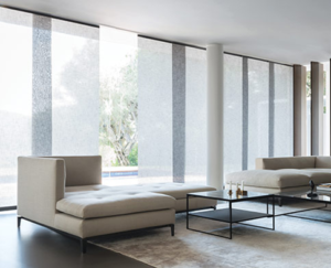 Window covering for modern home