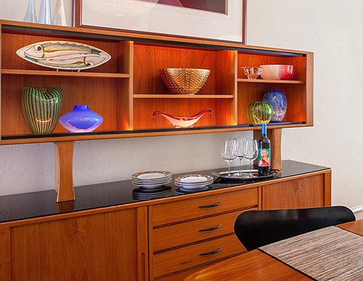 modern interior design elegant wooden dining area furniture