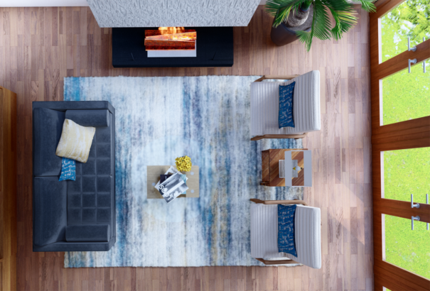 modern design livingroom project 3