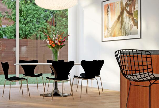 modern interior design kitchen idea 3
