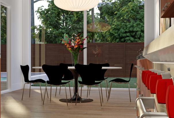modern interior design kitchen idea 2