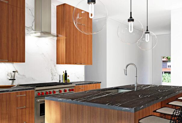 modern interior design kitchen idea 1